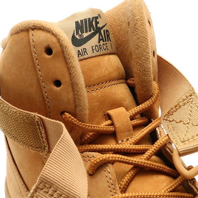 Nike Air Force 1 High 07 Lv8 Wheat Release Date Sneakerfiles