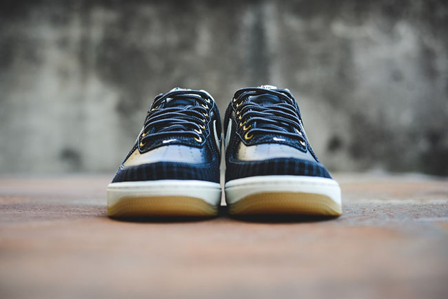 Nike Air Force 1 Low Black Light Bone