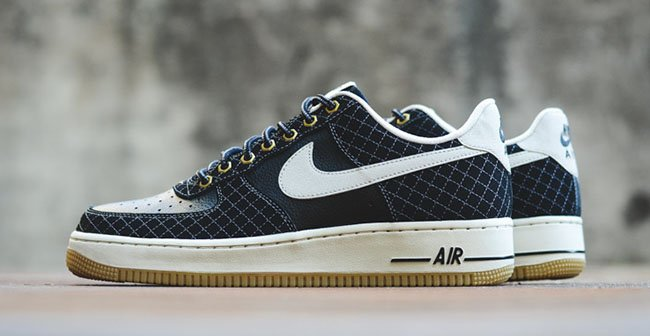nike air force 1 low black light bone sneakerfiles. Black Bedroom Furniture Sets. Home Design Ideas