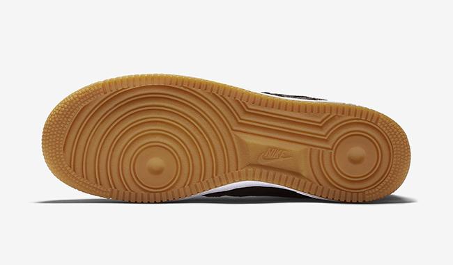 Nike Air Force 1 Low Brown Croc
