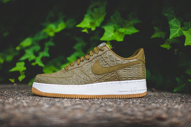 nike air force one green