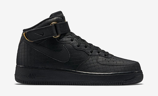 Nike Air Force 1 Mid 07 LV8 Black