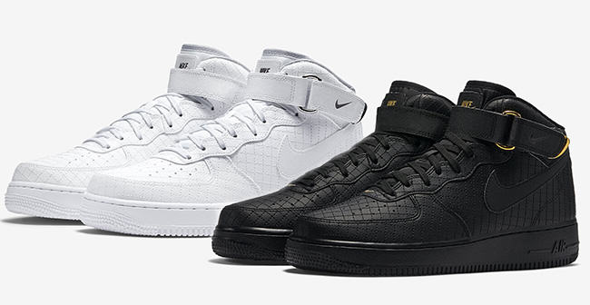 Nike Air Force 1 Mid 07 LV8 Quilted Pack   SneakerFiles 0ae45bec8034