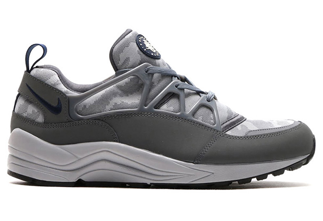 Nike Air Huarache Grå Camo Hettegenser cyfJOCg0G