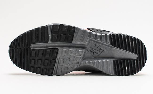 Nike Air Huarache Utility Carbon Green