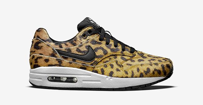 Nike Air Max 1 GS Leopard Zoo