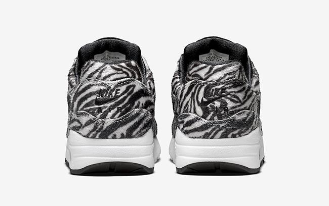 Nike Air Max 1 GS Zebra Zoo
