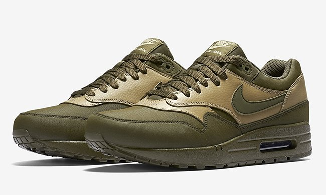 Nike Air Max 1 Premium Dark Loden