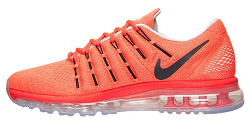 Nike Air Max 2016 Bright Crimson Release Date