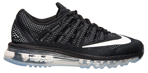 Nike Air Max 2016 Womens Black White Release Date