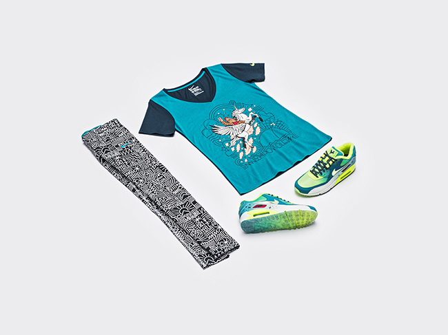 Nike Air Max 90 Doernbecher Emory Maughan