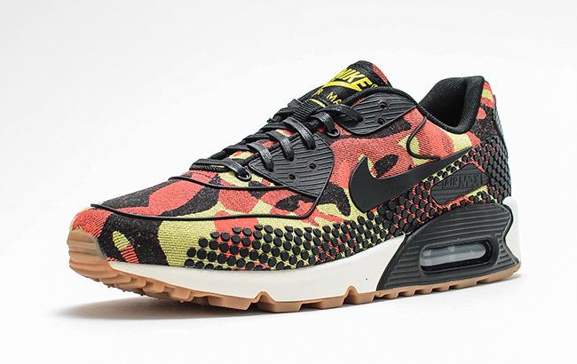 Nike Air Max 90 JCRD Camo Gum