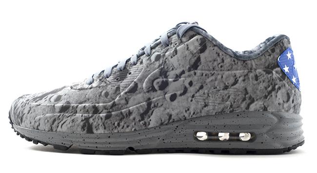 Nike Air Max 90 Lunar Moon Landing Twitter Troll