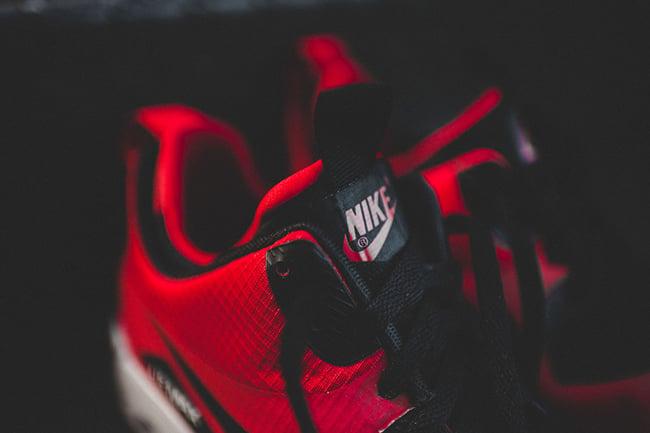 Nike Air Max 90 Mid Winter Gym Red | Men's fashion en 2019