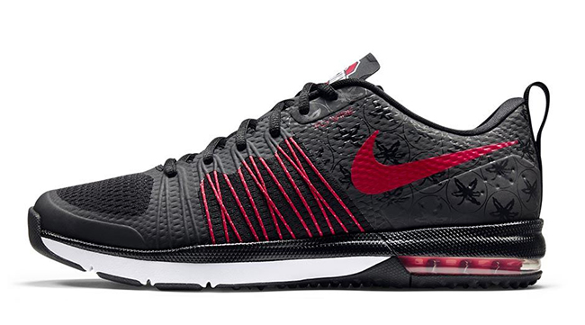Nike Air Max Effort Trainer Ohio State