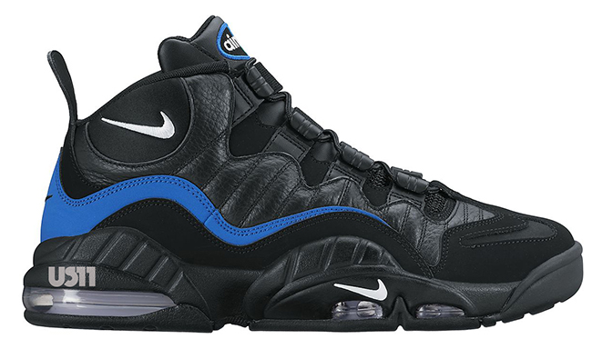 Nike Air Max Sensation OG Black Royal Blue