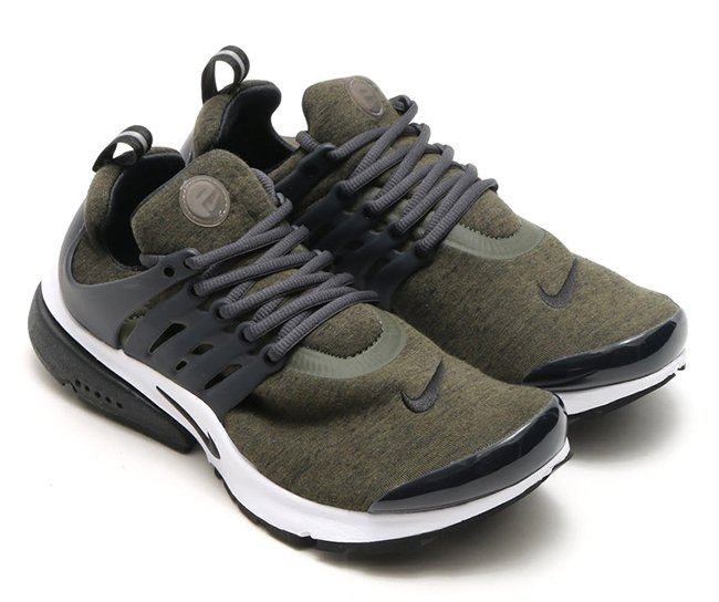 new concept 1dec2 4f9fe ... Shoes Fresh   Complex John Mayer Nike Air Presto Cargo Khaki .