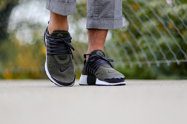 Nike Air Presto Se On Feet