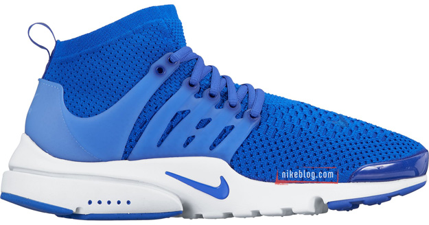 Nike Air Presto Flyknit Ultra Colorways