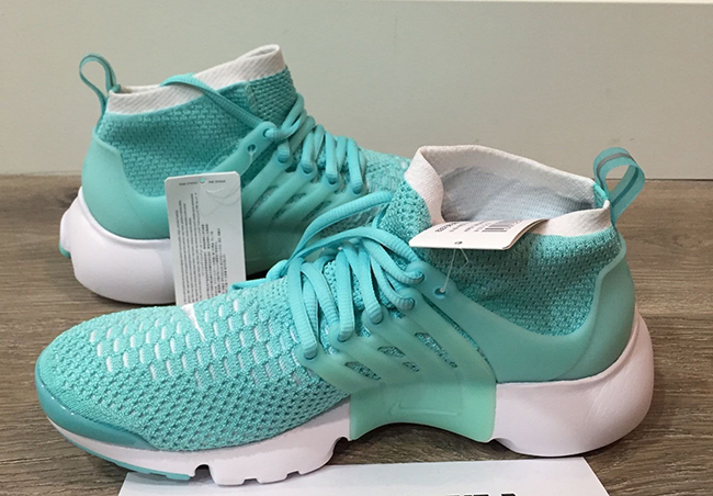 Nike Air Presto Flyknit Ultra Turquoise
