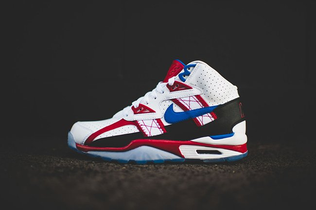 Nike Air Trainer Sc High Bo Knows Commercial Sneakerfiles