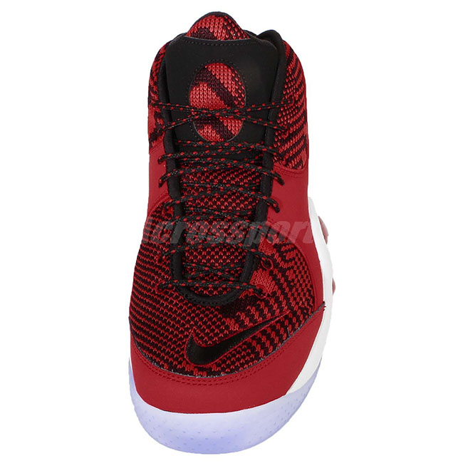 Nike Air Zoom Flight 95 Red Black White 2015