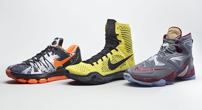 Nike Basketball Opening Night Pack