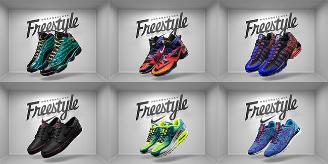 Nike Doernbecher Freestyle 2015 Release