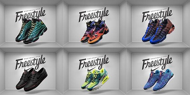 cc941ba2c2fe Nike Doernbecher Freestyle 2015 Collection
