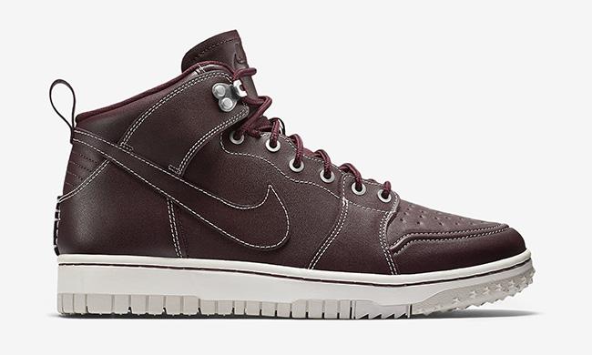 Nike Dunk CMFT Sneakerboot Mahogany