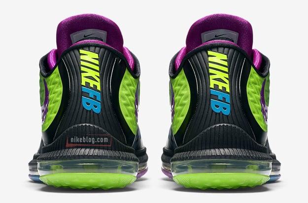 Nike Field General 2 Black Vivid Purple Blue Lagoon
