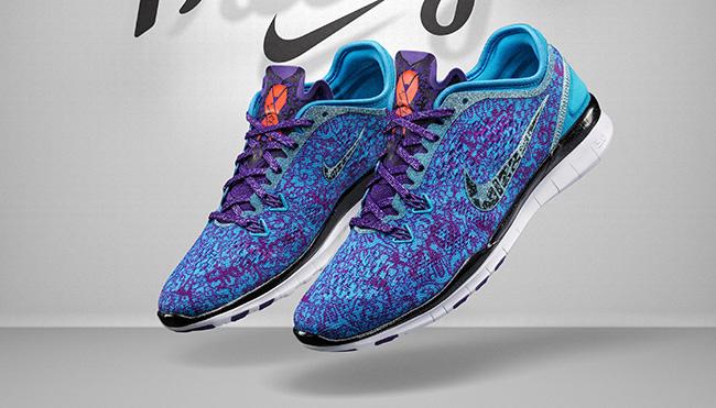 Nike Free 5.0 Doernbecher Lizzy Olivan
