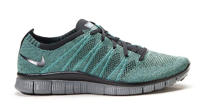Nike Free Flyknit NSW Rough Green