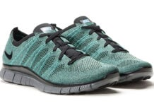 Nike Free Flyknit NSW Rough Green