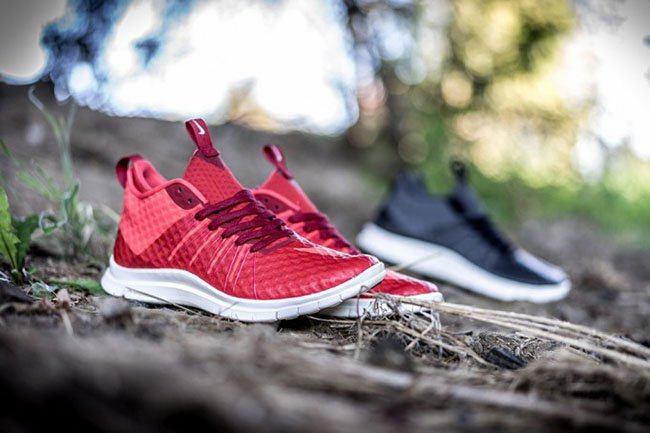 Nike Free Hypervenom 2 FC Red Black