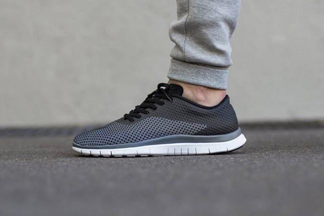 Nike Free Hypervenom Low Black Cool Grey