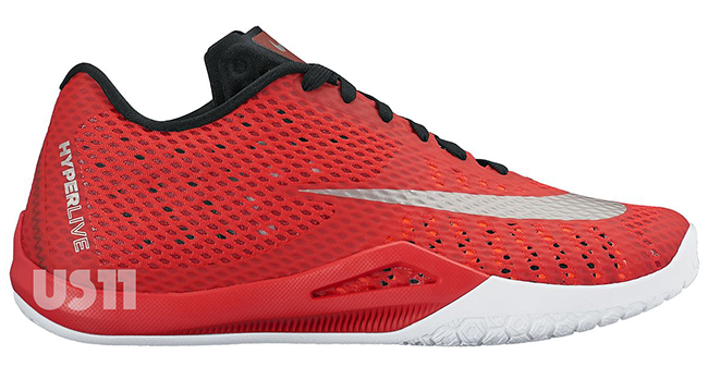Nike Hyperlive Colorways