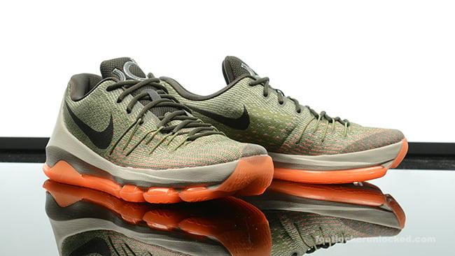 21fff72a7671 Nike KD 8 Easy Euro Releasing
