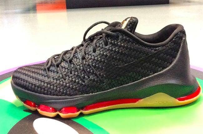 Nike KD 8 EXT Woven Black
