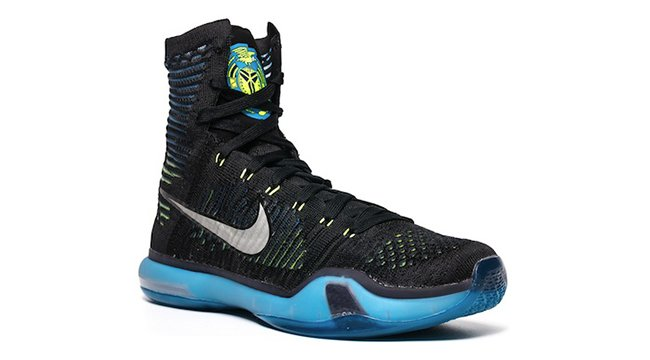 Nike Kobe 10 Elite High Team