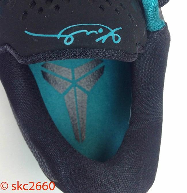 Nike Kobe 10 Emerald Blue