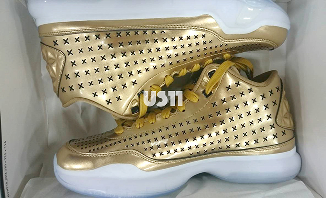Nike Kobe 10 EXT Mid Liquid Gold Release Date