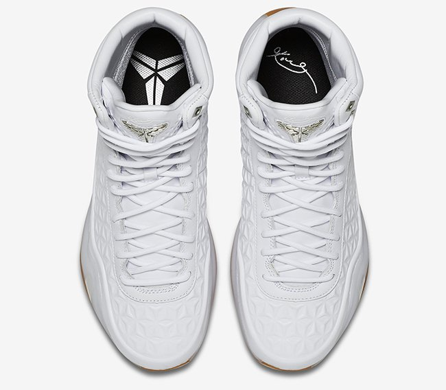 Nike Kobe 10 High EXT White Gum Release