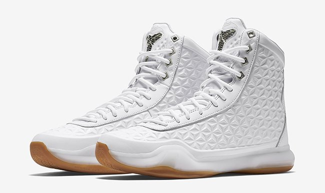 new concept 5bc1e 42d33 Nike Kobe 10 High EXT White Gum | SneakerFiles