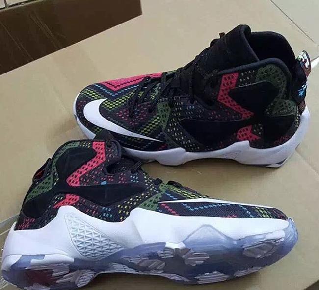 Nike LeBron 13 BHM