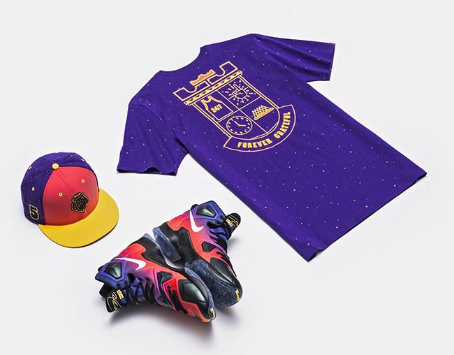 Nike LeBron 13 DB Doernbecher
