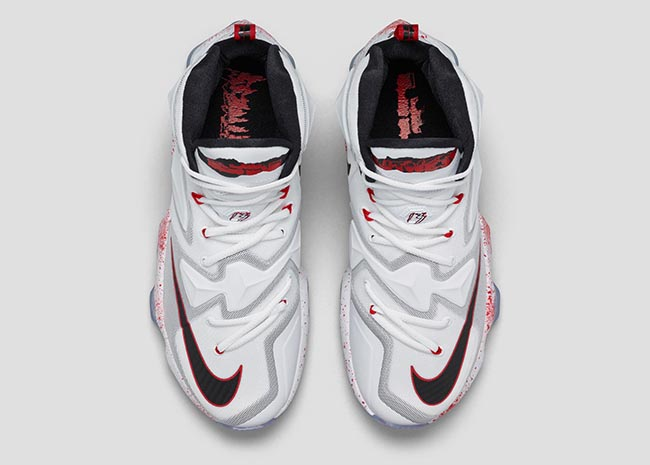 Nike LeBron 13 Horror Flick