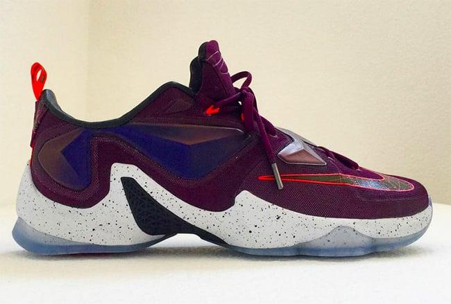 low priced d8d56 0606c Nike LeBron 13 Low Custom | SneakerFiles