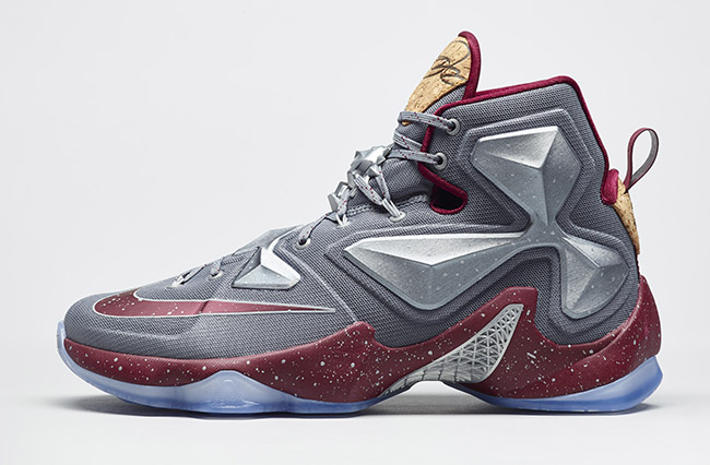 purchase cheap 37131 e82ef on sale Nike LeBron 13 Opening Night Official Images