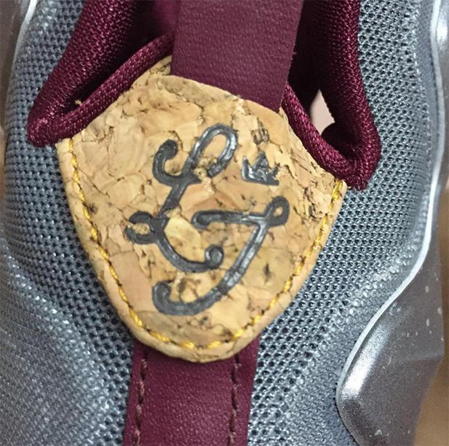 Nike LeBron 13 Wine Cork
